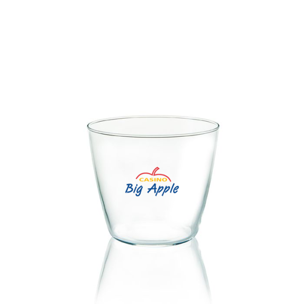 retap water glas met logo 250 ml